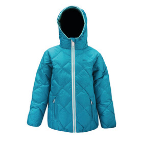2117 Eco Street Jacket Floby Boys dark aqua